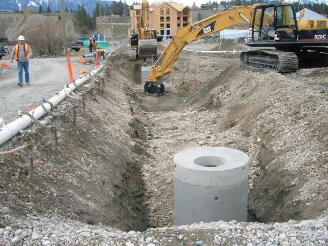 Excel Dewatering Wellpoint Dewatering Systems Canada
